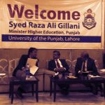 Higher Education Minister Gillani at PU: Profiles of Students Involved In PU Clashes Prepared