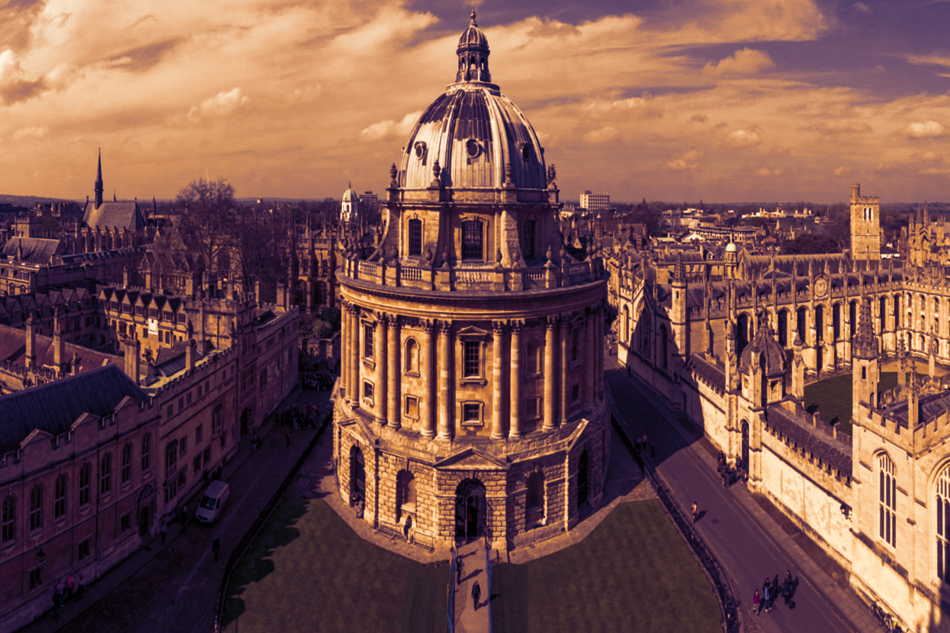 Oxford University, One of the Oldest Universities in the world.