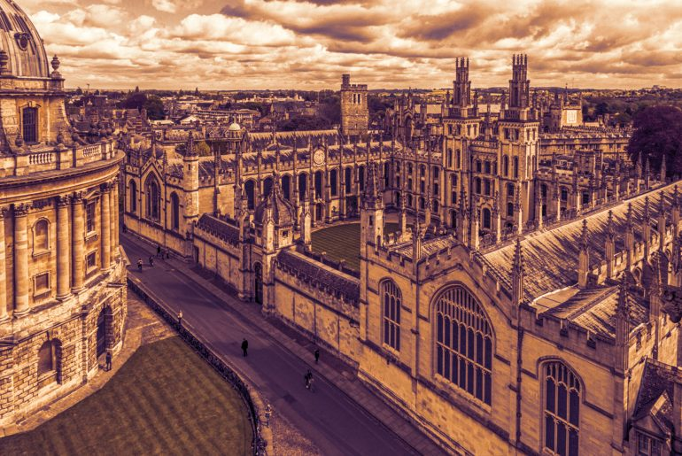 Oxford University: Among top Social Sciences & Management Universities