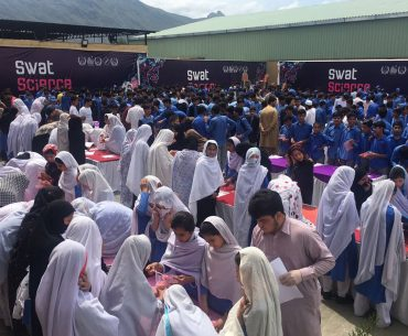 Swat Science Festival Attracts Thousands Of Students
