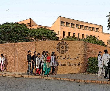 Getting into AKU (Aga Khan University)