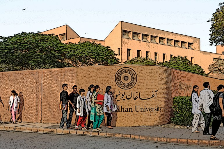 Getting into AKU (Aga Khan University)