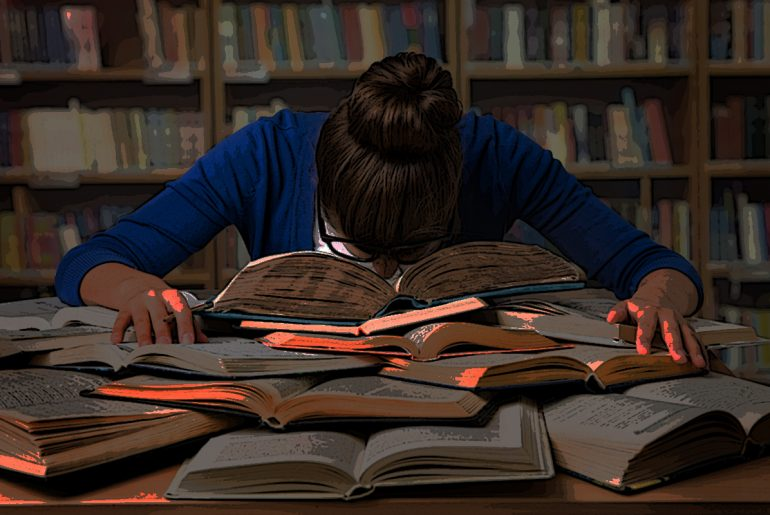 Exam Time: how to organise yourself.