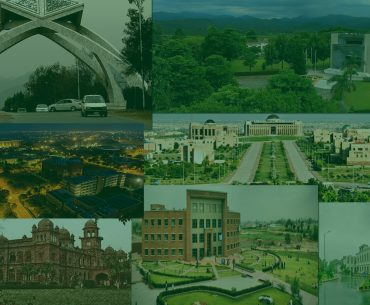 Seven Pakistani Universities