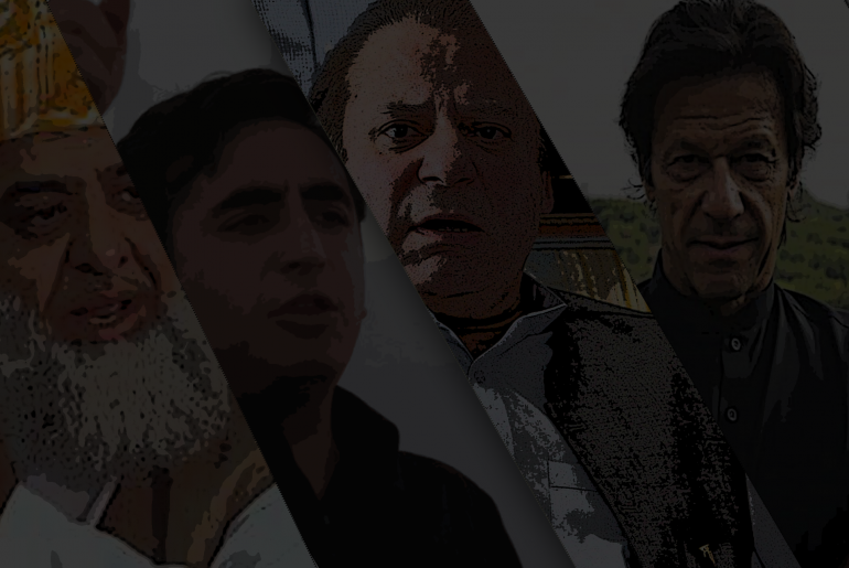 Pakistani Political Parties' Manifestos